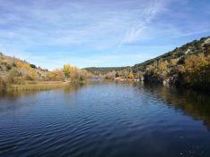 Las orillas del río a su paso por la capital. SN