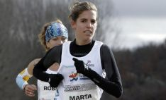 La atleta soriana Marta Pérez. /DSA
