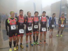 Equipo triatlón