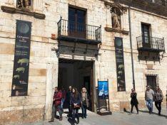Oficiina de turismo de El Burgo.