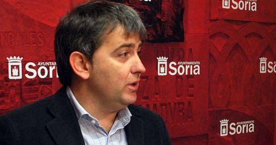 Javier Antón deja su puesto en el Ayuntamiento. / SN
