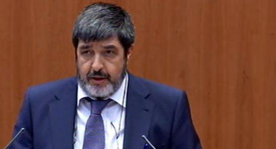 Manuel Mitadiel, procurador de C´s.