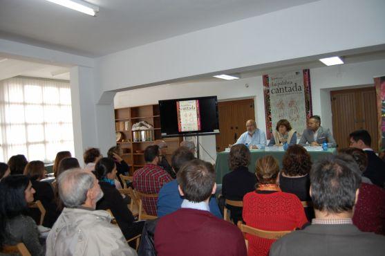 I Seminario La Palabra Cantada. /Dip.