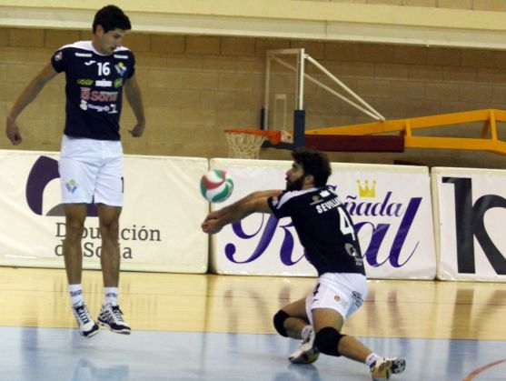 Río Duero juega esta tarde ante el Teruel