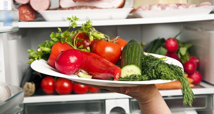 Los alimentos subieron por debajo del 1%./SN