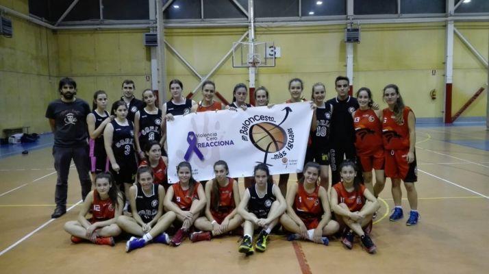 Imagen del equipo femenino