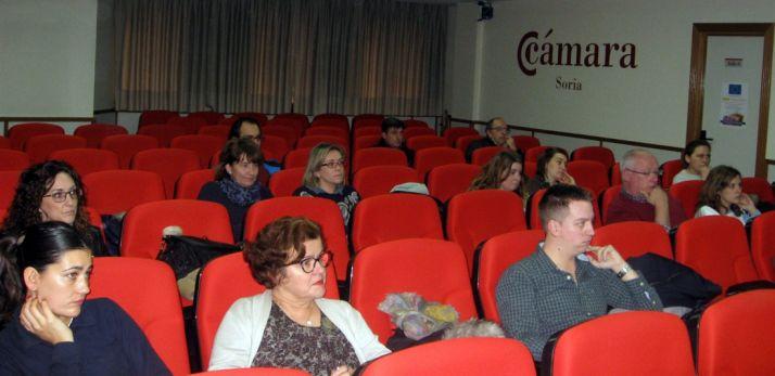 Participantes en las jornadas. / CCS