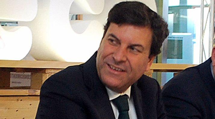 El consejero de Empleo, Carlos Fernández Carriedo. / SN