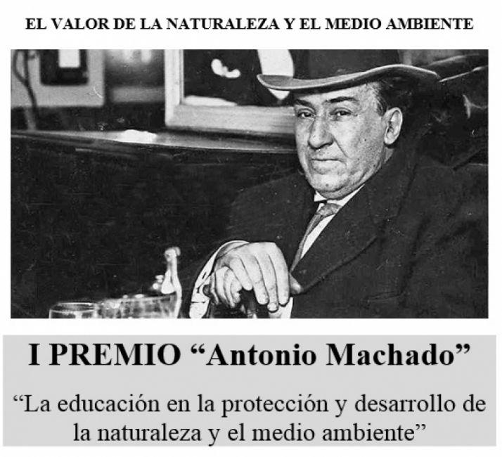 Convocado el I Premio Antonio Machado sobre educación y medio ambiente