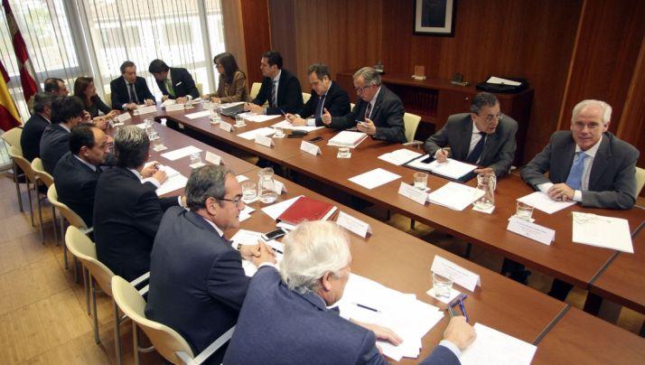 La Comisión de Coordinación Territorial ha tenido lugar en Soria. / SN