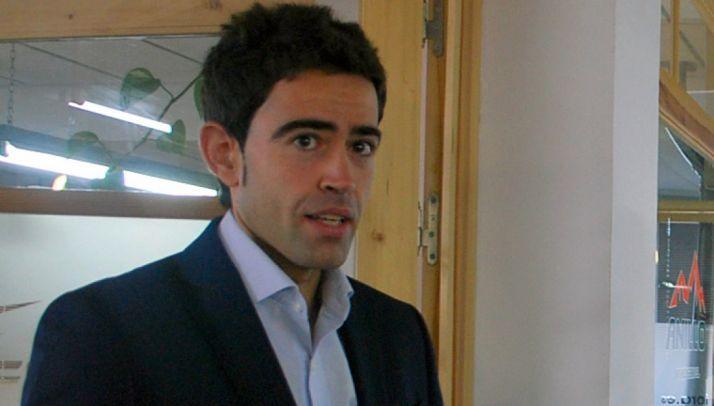 Sergio Cabrerizo, director de Soria Futuro./SN