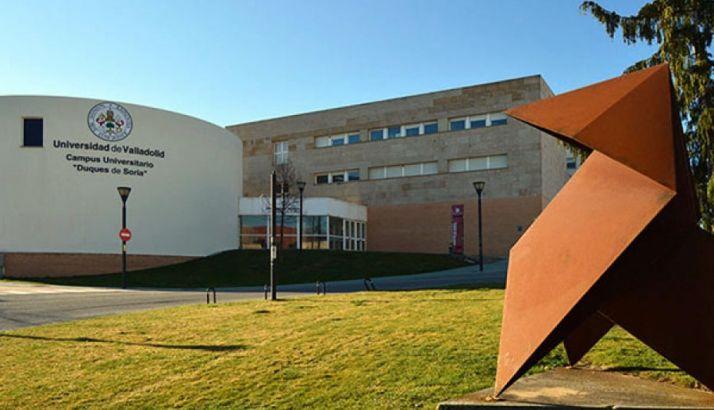 Campus Duques de Soria, en la capital./SN