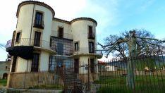 Imagen del albergue juvenil en la localidad de El Valle.