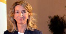 La consejera de Igualdad y Familia, Alicia García.