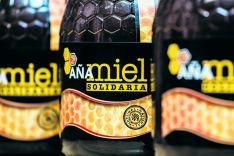 Envases con la miel recolectada. /David Almajano