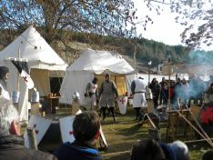 Recreación de los Templarios en el Duero/ SN