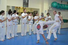 Entrenamiento de capoeira/ SN