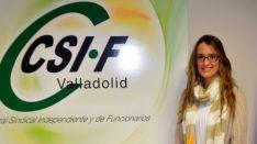 Isabel Madruga, responsable de área de educación de CSI-F./SN