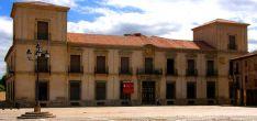 Imagen del Palacio Ducal.