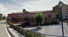 La residencia de tercera edad de Ólvega.