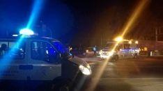 Guardia Civil y dotación médica en el lugar del atropello. /SN