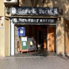 Casa de Soria en Barcelona