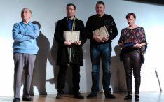 Ganadores del Certamen Literario.