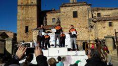 Ganadores masculinos del I Trofeo Invernal.
