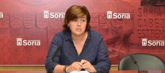 Ana Alegre, responsable de Servicios Locales. / SN