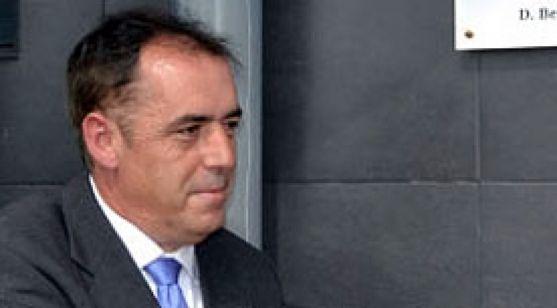 Benito Serrano, alcalde de Golmayo. / SN