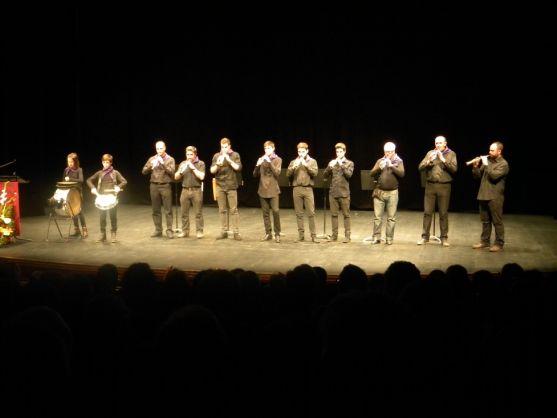 Escuela de Dulzaineros y Percusión de Camaretas/ SN