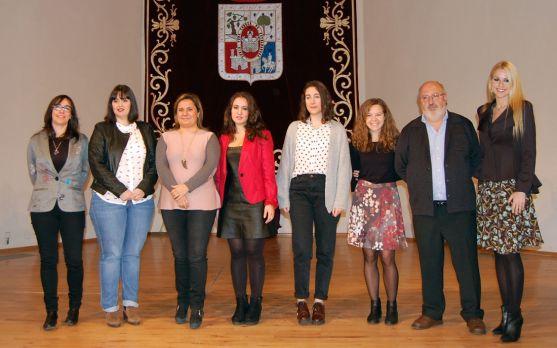 Ganadores de Creación Joven de 2016 de la Diputación. /Dip.