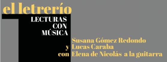 Imagen del cartel/ LOLA GÓMEZ