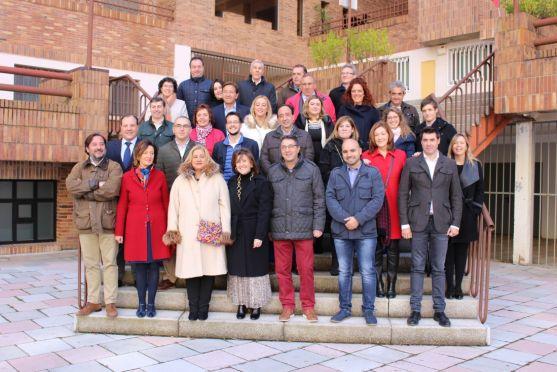 Encuentro navideño del PP de Soria.