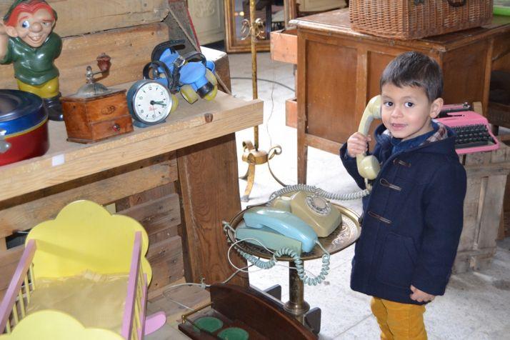 Mercado de Navidad de El Hueco. /SN