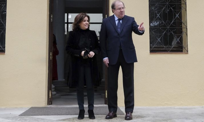 Herrera y Saénz de Santamaría. / Jta.