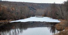 Una imagen del río este viernes./SN