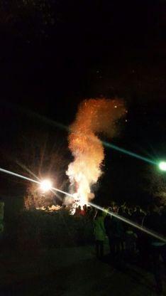 Imágenes de la fiesta de las luminarias/ AAVV BARRIO PEDRAJAS