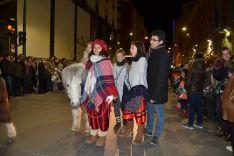 Imagen de la Cabalgata de Reyes este 2017. /SN