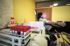 Donación de sangre/ SN