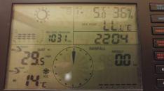 Estación meteorológica en Martialay (Soria). M-Audiovisuales