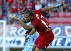 Imagen del partido de la primera vuelta contra el Levante en los pajaritos/ LA LIGA