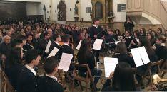 Una imagen del concierto. /ABCO