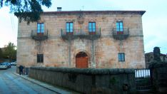 Residencia de tercera edad El Palacio, en Vinuesa. /SN