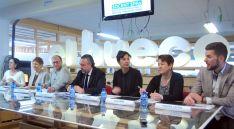 Imagen de la presentación del proyecto que inicia su andadura en Soria. / SN