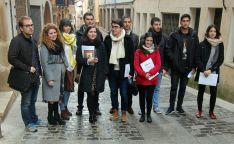 El grupo de jóvenes participantes./Ayto.