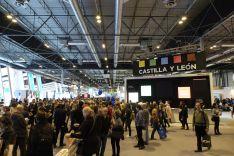 Imágenes del stand de Castilla y León en Fitur/ JCyL