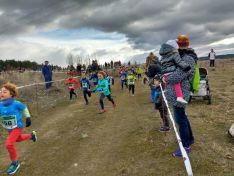 Foto 6 - Tercera jornada de los juegos escolares de campo a través en Los Llamosos