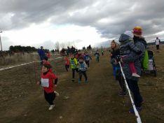Foto 5 - Tercera jornada de los juegos escolares de campo a través en Los Llamosos