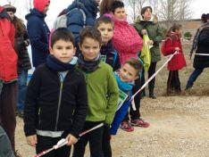 Foto 4 - Tercera jornada de los juegos escolares de campo a través en Los Llamosos